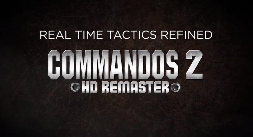E3 2019 | Kalypso Media anuncia Commandos 2 HD Remaster para PS4, Xbox One, Switch, PC, iPad y Android