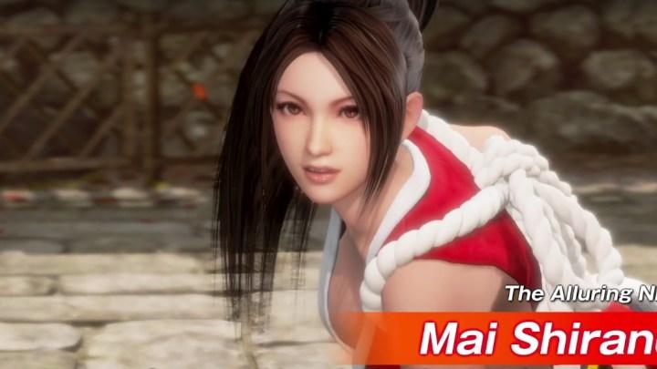 Dead or Alive 6 recibirá dos nuevas luchadoras de King of Fighters XIV en el próximo DLC