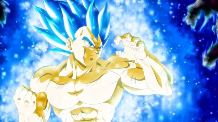 Super Saiyan God Super Saiyan Evolved Vegeta, próximo personaje de Dragon Ball Xenoverse 2