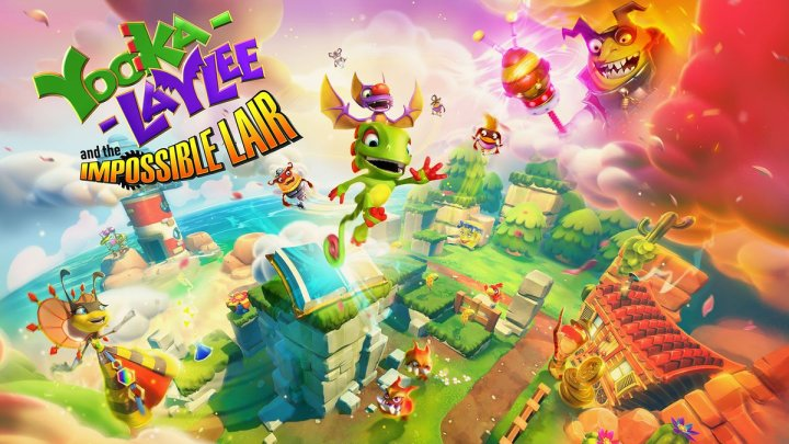 Yooka-Laylee and The Impossible Lair confirma su lanzamiento para octubre