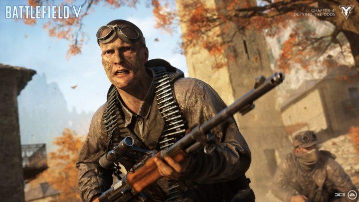 Disponible para descargar la actualización de junio de Battlefield V