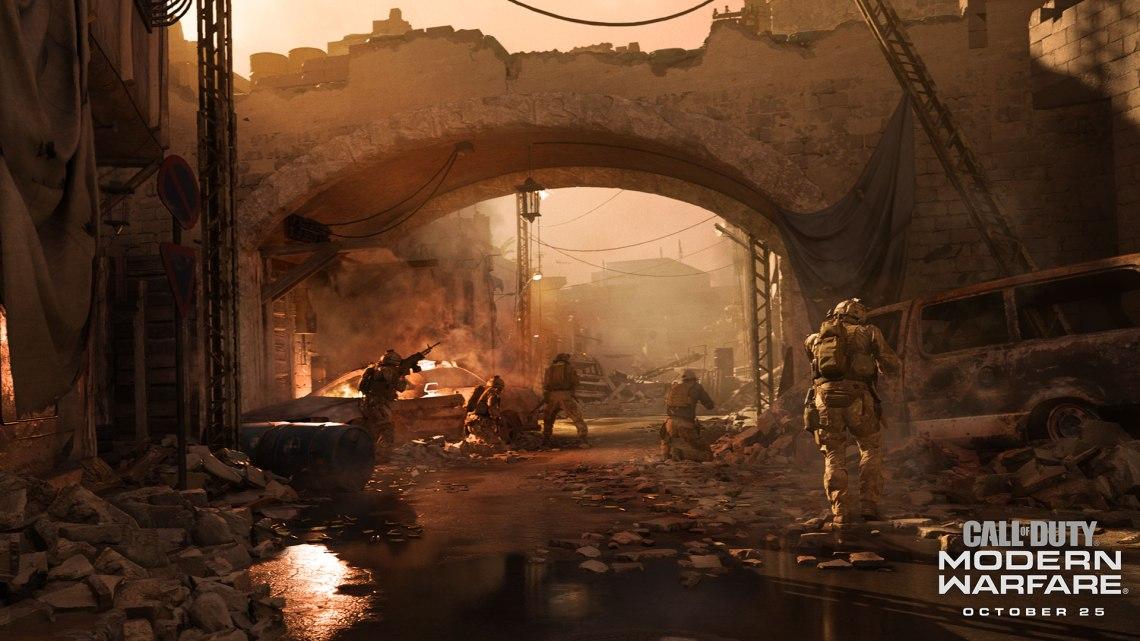 Rumor | Filtrado el mapa completo de Warzone, el battle royale de Call of Duty: Modern Warfare