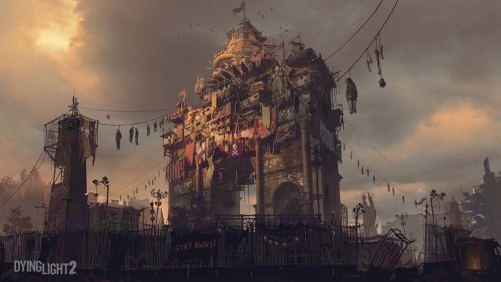 Techland presenta dos nuevos artes conceptuales de Dying Light 2