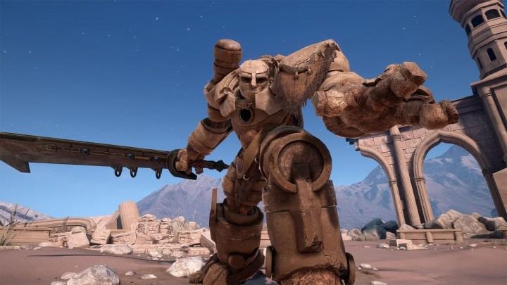Golem VR estrena nuevo tráiler