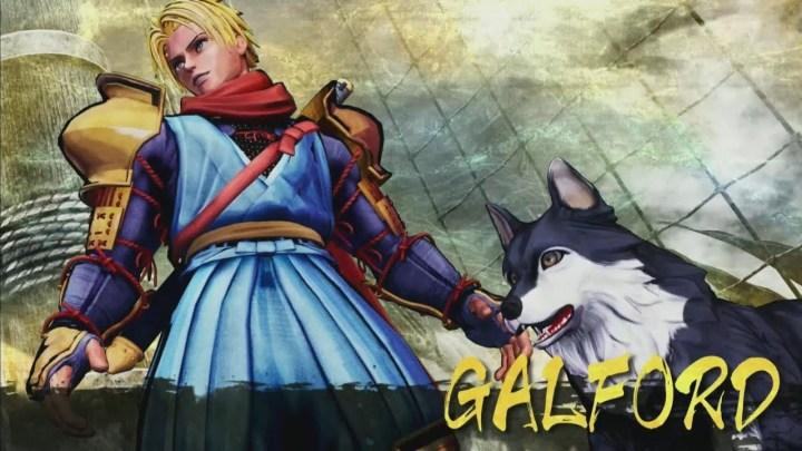Galford y Poppy protagonizan el nuevo tráiler de Samurai Shodown