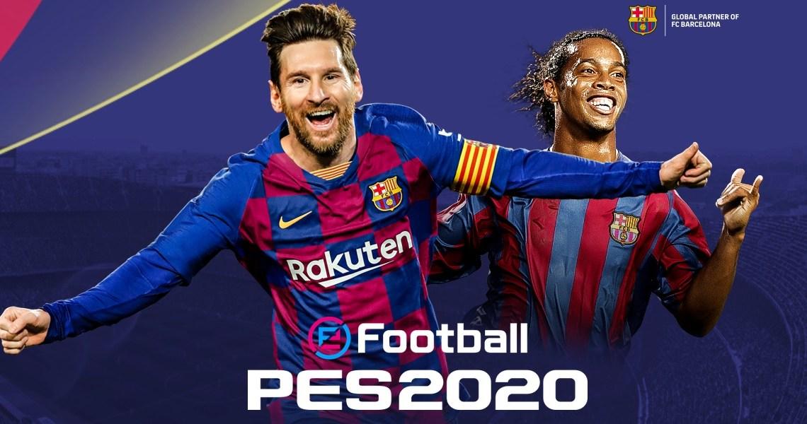 E3 2019 | Konami anuncia eFootball PES 2020 para el 10 de septiembre – Tráiler oficial, imágenes y carátula