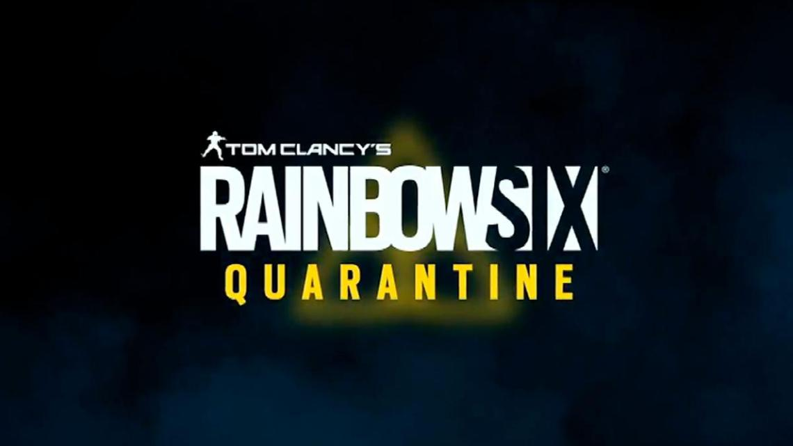 E3 2019   Anunciado Rainbow Six Quarantine, cooperativo a 3 jugadores que se lanzará a principios de 2020