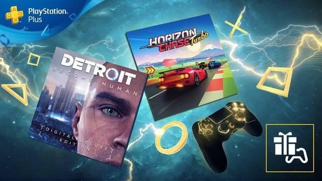 Ya disponible los juegos de PlayStation Plus de julio | Detroit: Become Human sustituye a PES 2019