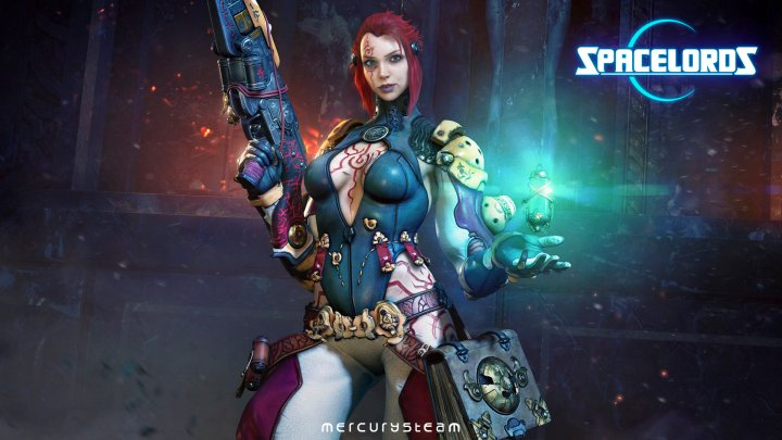 Sööma, el personaje interpretado por Stefanie Joosten,  ya está disponible en Spacelords