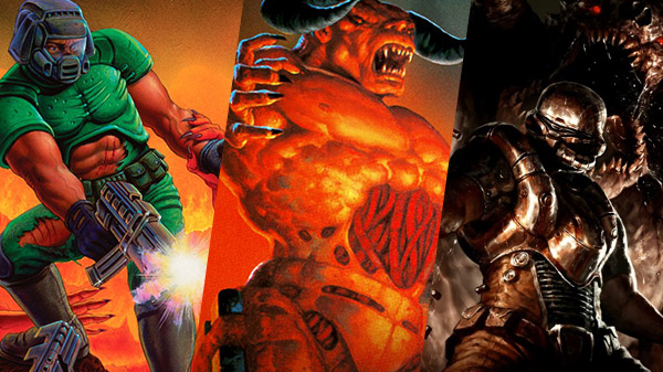 Los clásicos DOOM, DOOM II y DOOM III llegan a PS4, Xbox One y Switch