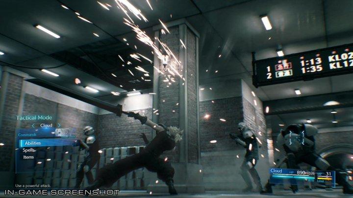 Final Fantasy VII Remake   Nuevo concept art muestra el Sector 1 de Midgar