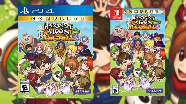 Harvest Moon: Mad Dash ya disponible para PS4 y Switch