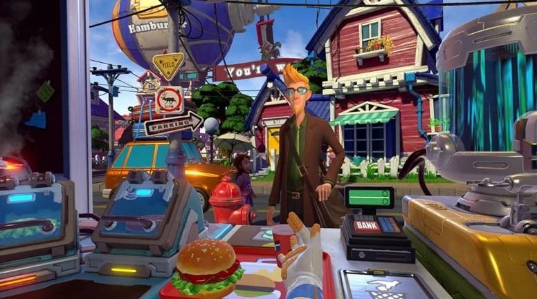 Cumple el sueño americano con I'm Hungry, ya disponible en PlayStation VR