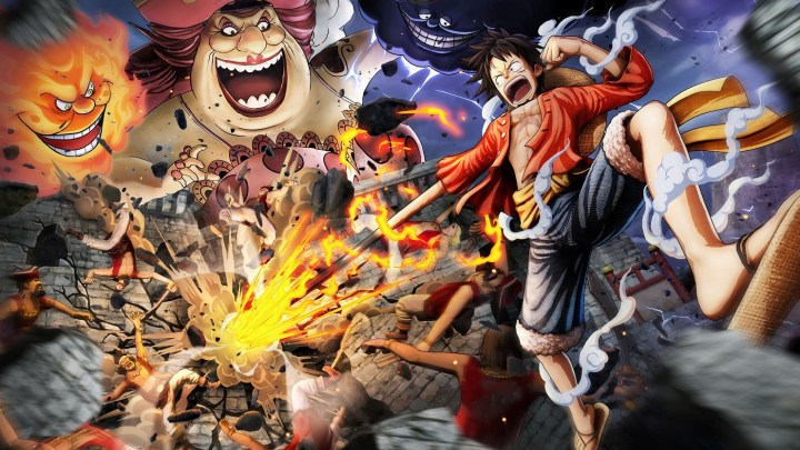 Sabo protagoniza el nuevo gameplay de One Piece: Pirate Warriors 4