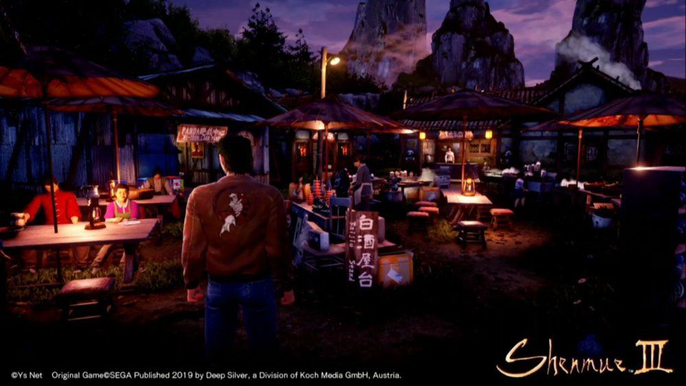 Shenmue III muestra su jugabilidad en un nuevo gameplay tráiler