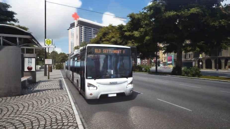 Bus Simulator 21 llegará en formato físico en una Day One Edition para PC y consolas
