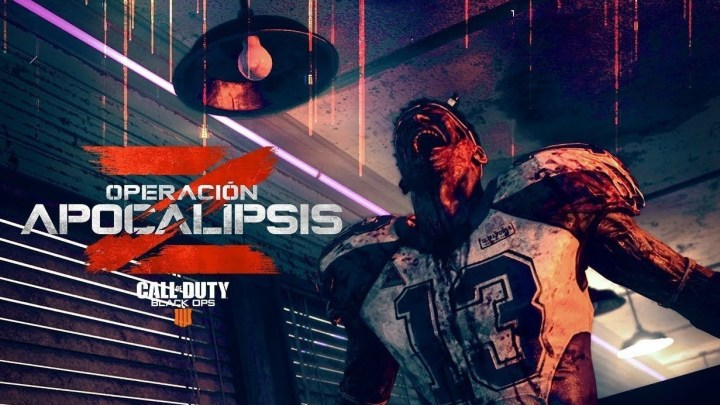 Call of Duty: Black Ops 4 presenta el tráiler oficial de 'Operación Apocalipsis Z', ya disponible en PS4