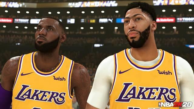 Revelada la Banda Sonora de NBA 2K20