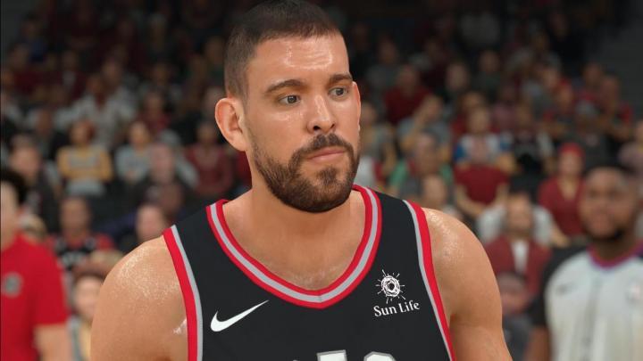 Reveladas las medias de los jugadores españoles en NBA 2K20