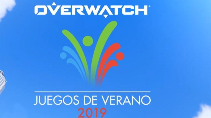 Arrancan los 'Juegos de Verano 2019' en Overwatch