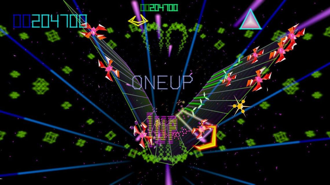 Tempest 4000 confirma su lanzamiento en formato físico para PlayStation 4