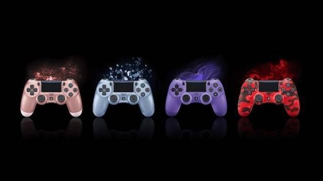 Sony anuncia el lanzamiento de nuevos modelos de DualShock 4