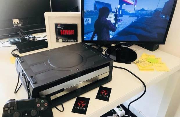 Confirmado lo que sería el Kit de desarrollo de PlayStation 5