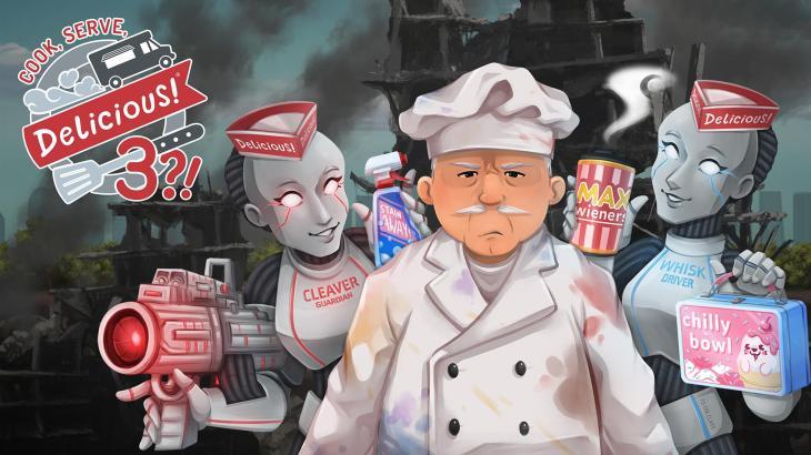 Cook, Serve, Delicious! 3 confirma su lanzamiento para el mes de octubre |  Nuevo tráiler – RegionPlayStation