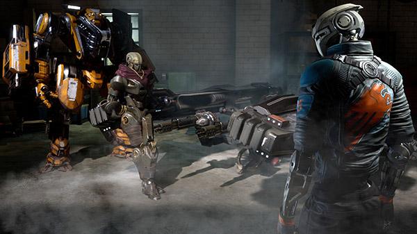 Disintegration muestra su modo multijugador Control en un exclusivo gameplay