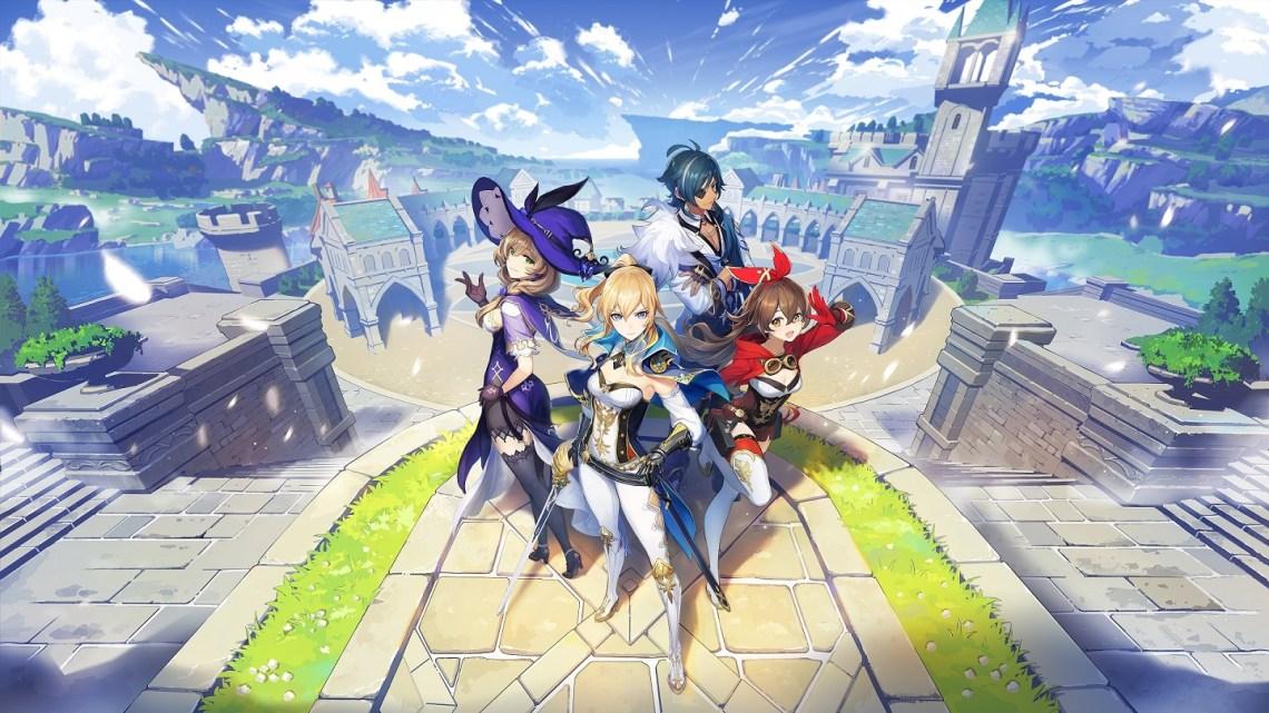 Genshin Impact muestra en tráiler una nueva localización del juego