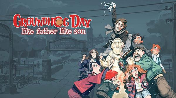 Groundhog Day: Like Father Like Son confirma su lanzamiento en PlayStation VR