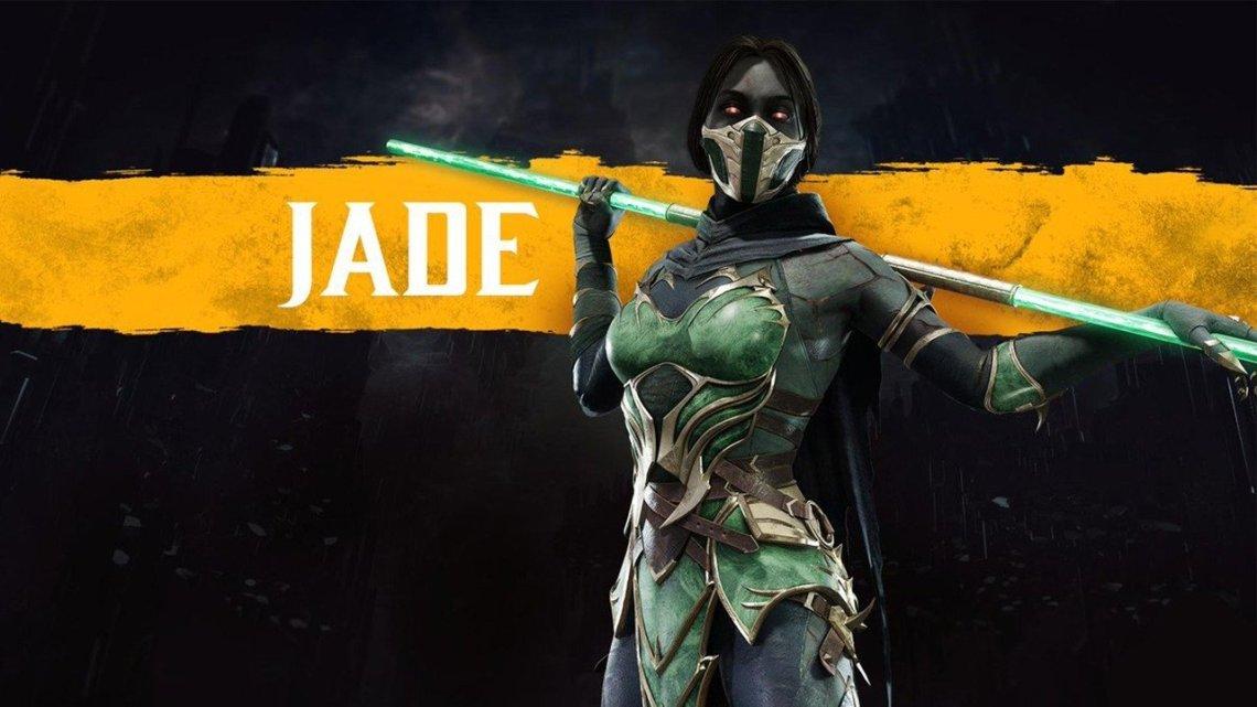 Mortal Kombat 11   Jade recibe un nuevo Brutality