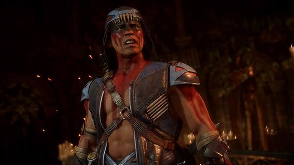 Nightwolf, próximo luchador de Mortal Kombat 11, se presenta en un tráiler oficial