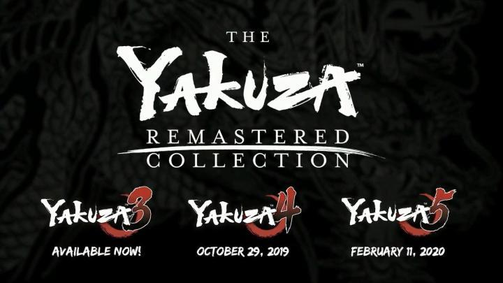 Yakuza Remastered Collection presenta trailer, Yakuza 3 ya disponible