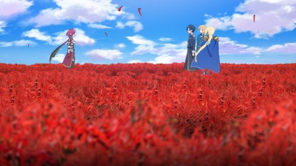 Sword art Online:  Alicization Lycoris nos presenta sus personajes en una extensa galería de imágenes