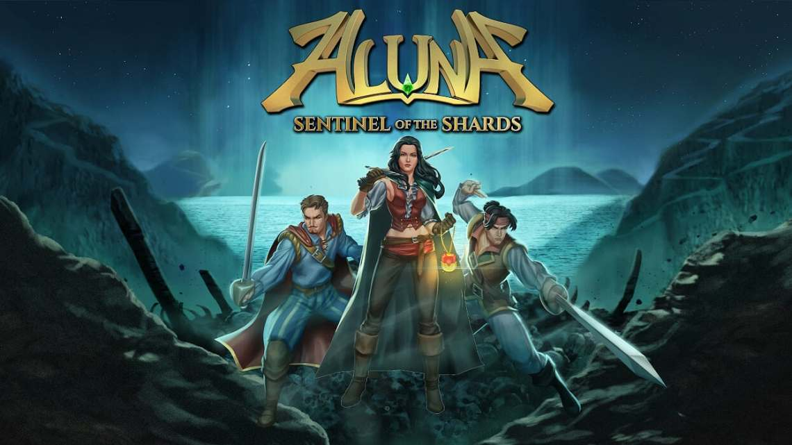 Anunciado Aluna: Sentinel of the Shards, rol y acción que llegará en 2020 a PS4, PC, Xbox One y Switch