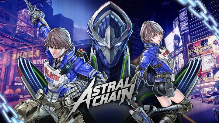 Astral Chain fue el juego más vendido en España durante el mes de agosto