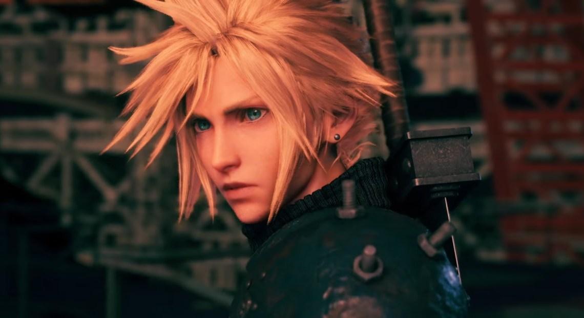 Nuevo vídeo compara el remake de Final Fantasy VII con el original