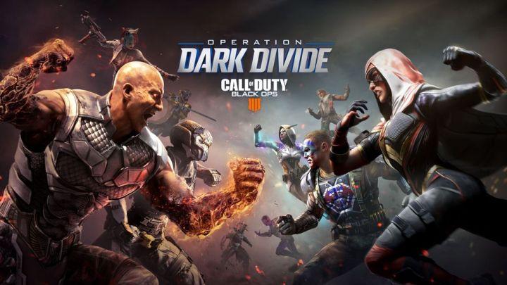 Comienza una nueva temporada en Call of Duty: Black Ops 4 con 'Operación División Oscura'