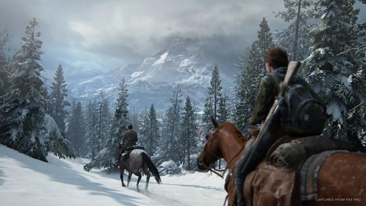 Naughty Dog planeó inicialmente The Last of Us Parte II como un juego de mundo abierto