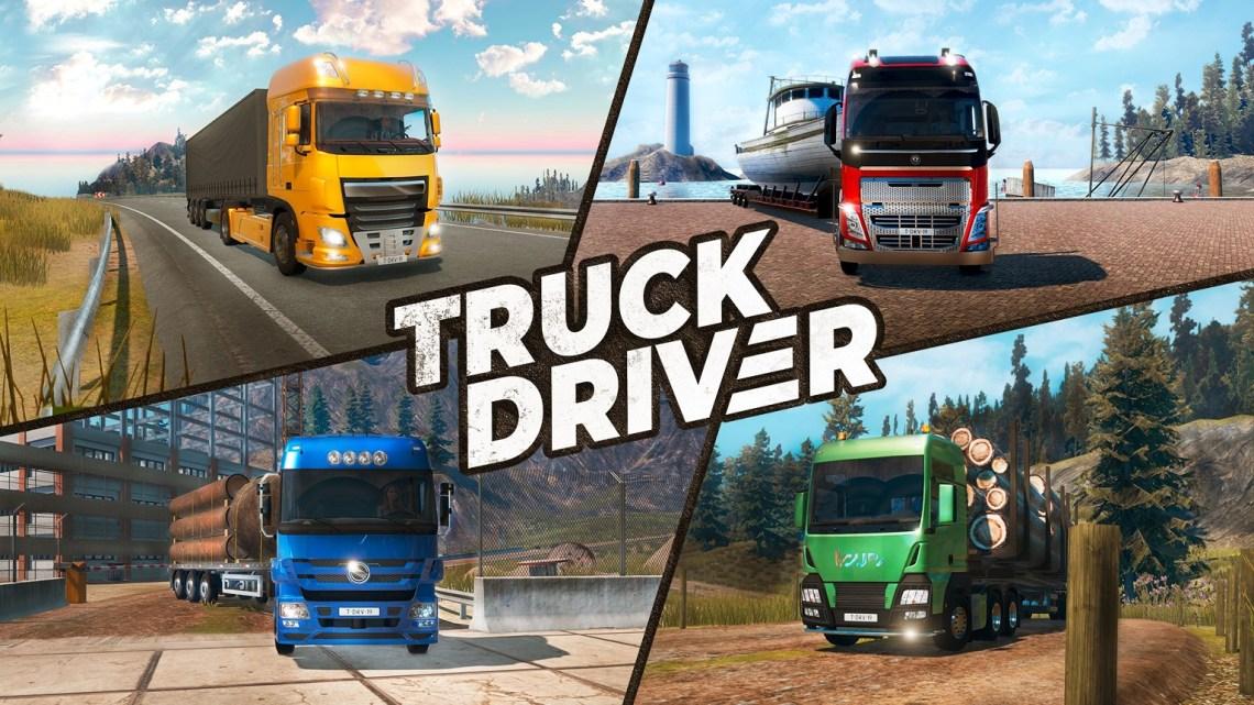 Soedesco confirma varias actualizaciones de gran envergadura para Truck Driver