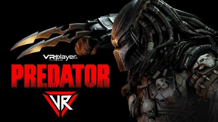Predator VR presenta su primer tráiler oficial