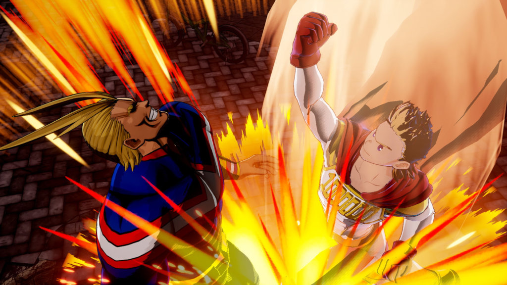 My Hero One's Justice 2 nos presenta sus personajes en una extensa galería de imágenes