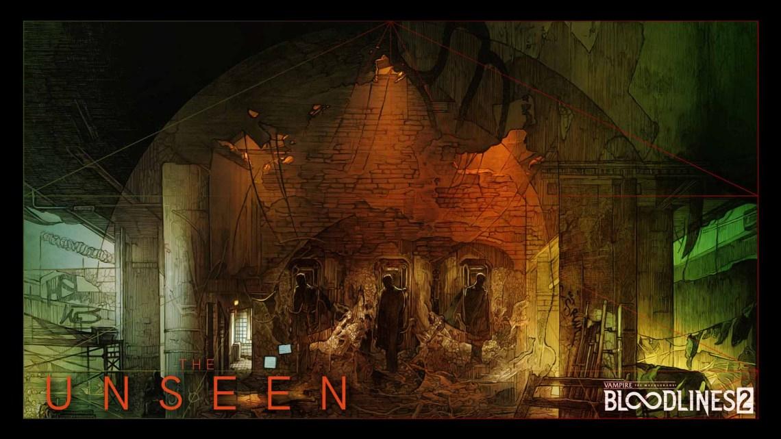 Descubre a los Unseen, la quinta y definitiva facción de Vampire: The Masquerade – Bloodlines 2