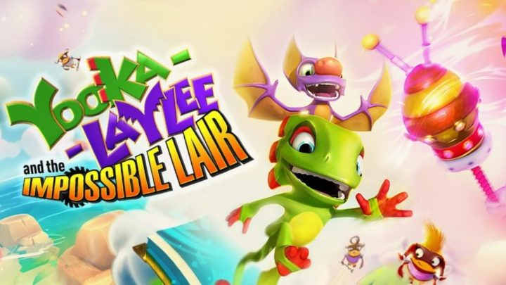 Análisis | Yooka-Laylee and the Impossible Lair