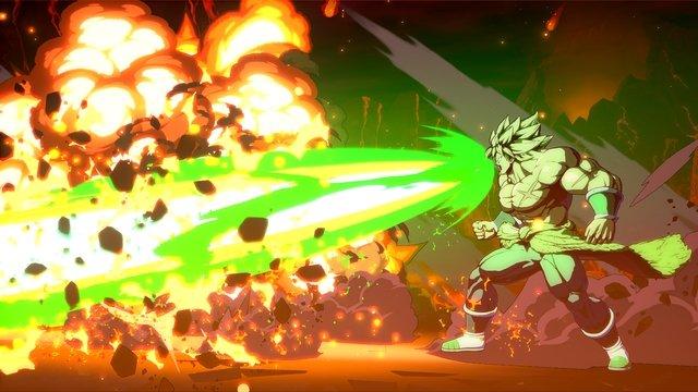 Broly (DBS) confirma su lanzamiento en Dragon Ball FighterZ con un espectacular nuevo tráiler