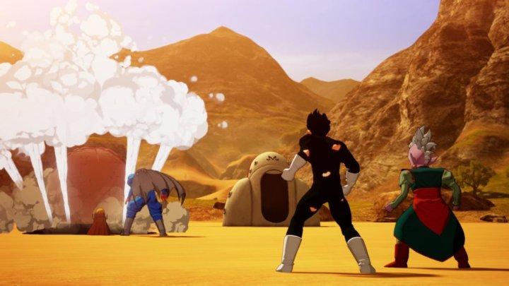 Dragon Ball Z: Kakarot nos muestra el renacimiento de Buu en nuevas imágenes in-game