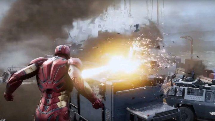Marvel's Avengers exhibe sus mecánicas en un nuevo tráiler