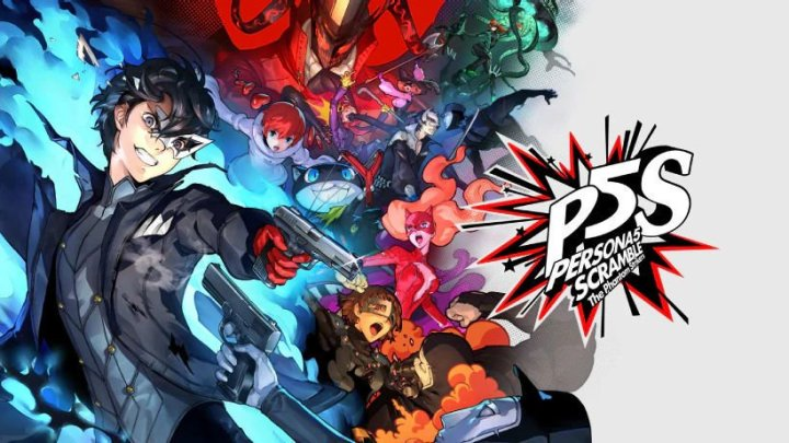 Persona 5 Scramble: The Phantom Strikers se lanzará en Europa antes de abril de 2021