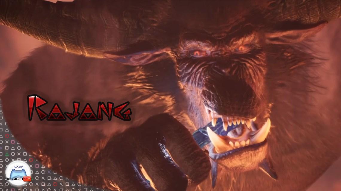 Gameplay | Rajang | Monster Hunter World: Iceborne
